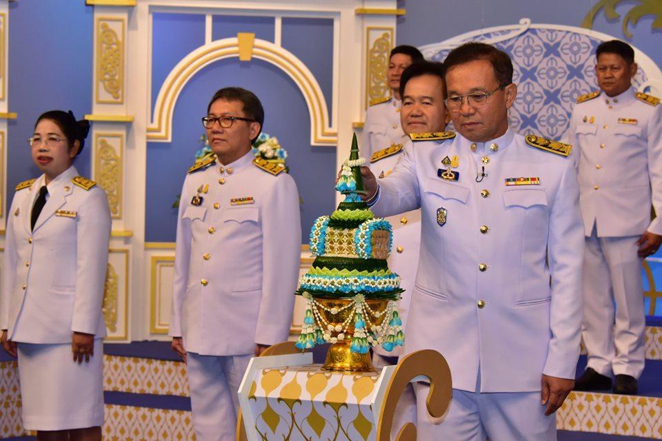 ประมวลภาพ กรมทางหลวงชนบท บันทึกเทปถวายพระพรชัยมงคล สมเด็จพระนางเจ้าสิริกิติ์ พระบรมราชินีนาถ พระบรมราชชนนีพันปีหลวง 12 สิงหาคม 2562